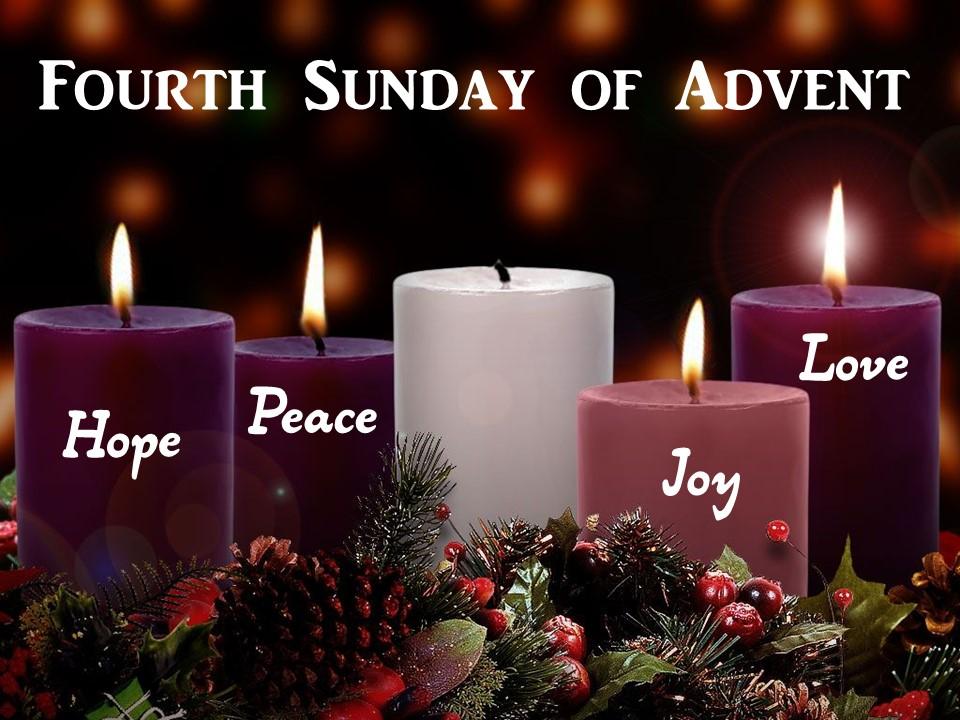 Advent 4 – Love