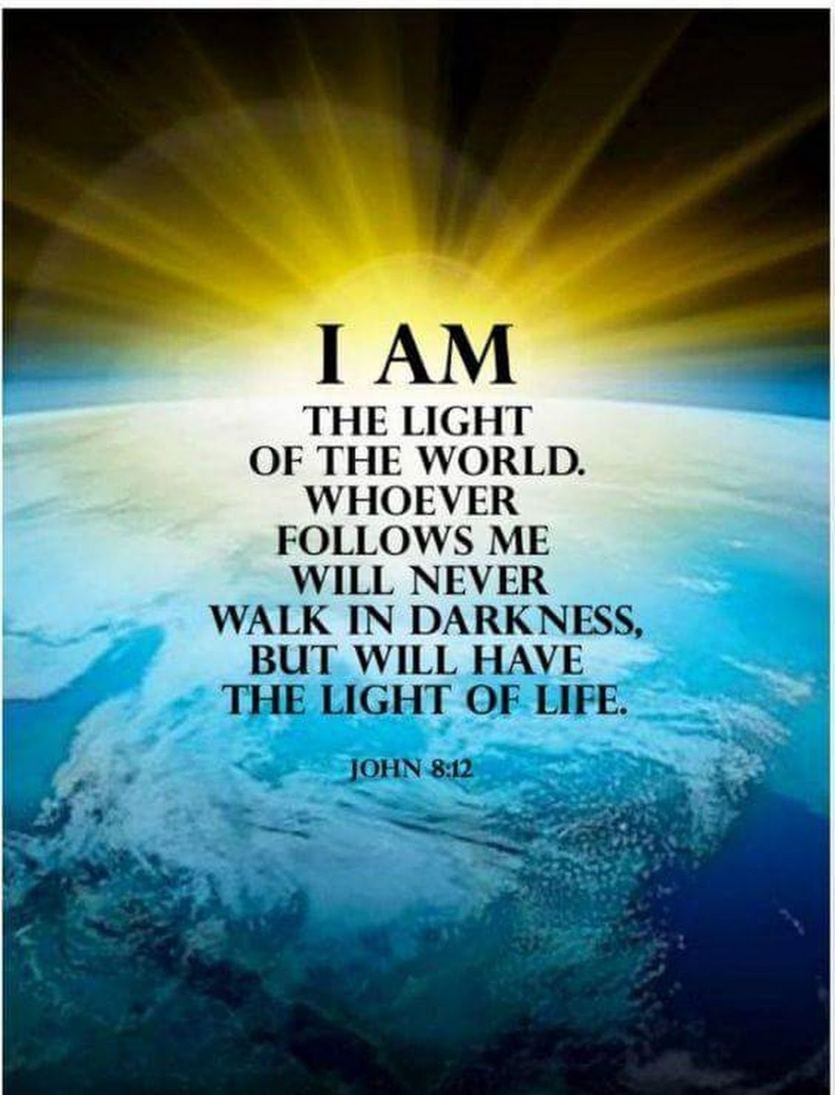 I Am the Light of the World