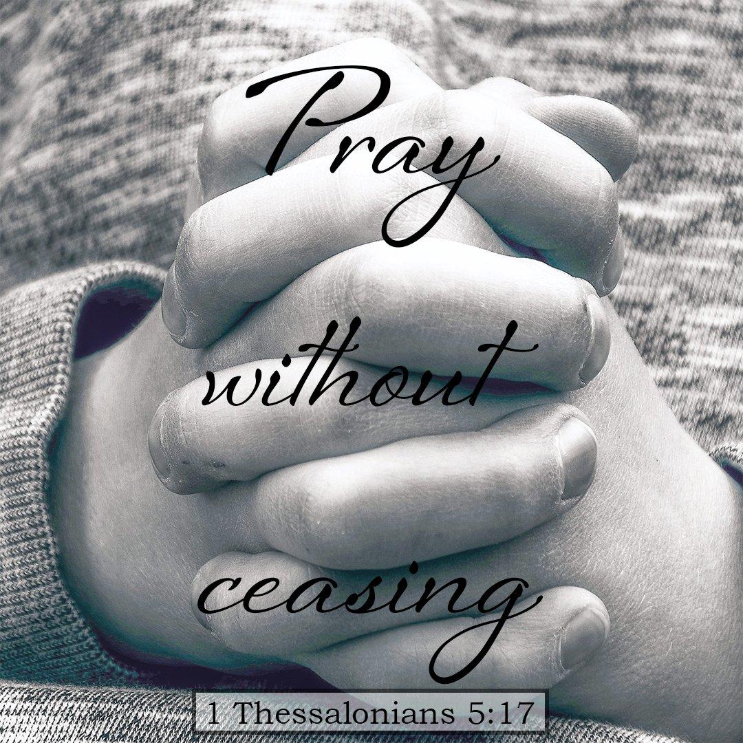 Three ways to Pray