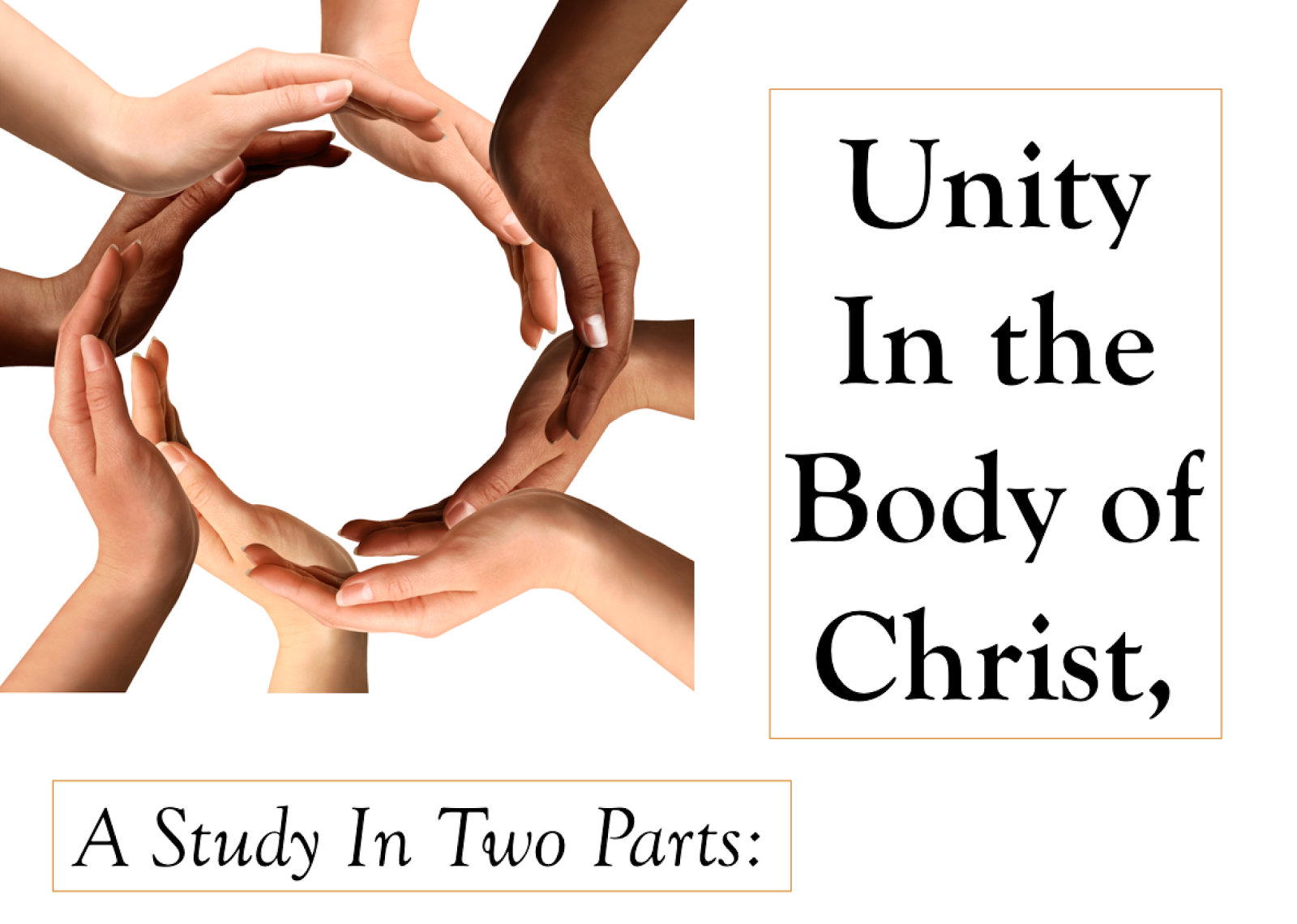 Unity of Purpose in the Body of Christ