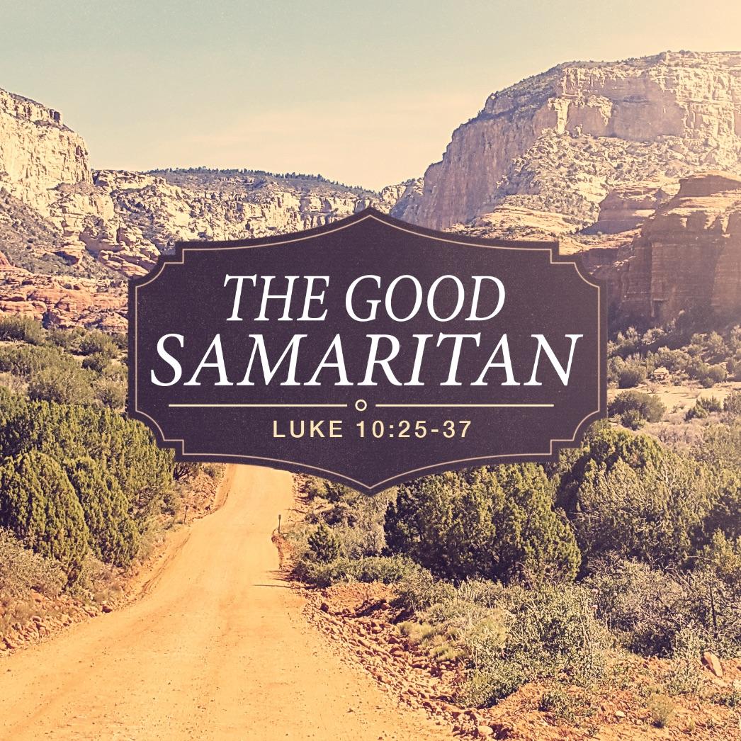 The Good Samaritan – His Name and Ministry
